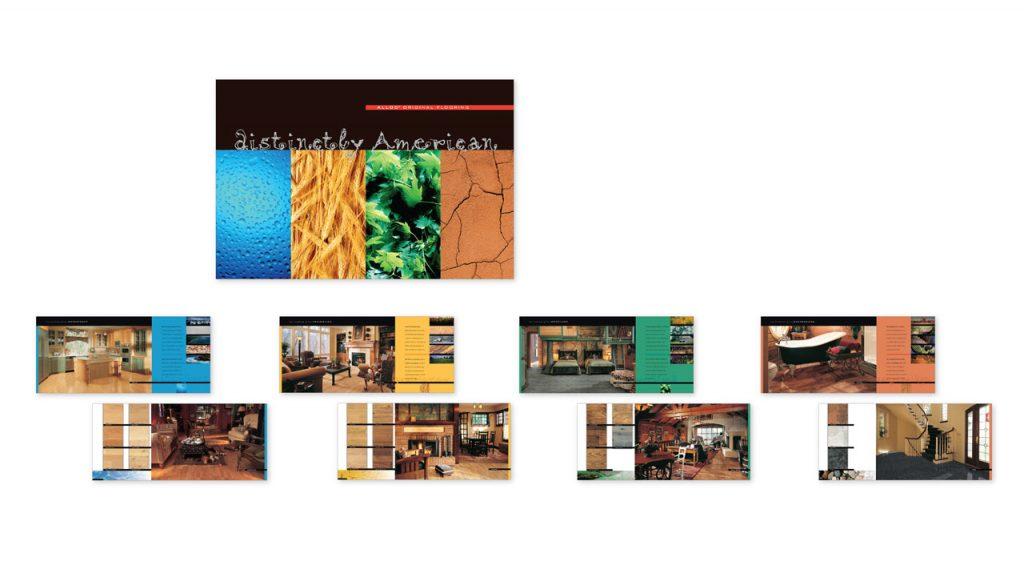 Shiere Melin, graphic design, laminate flooring company, rebranding
