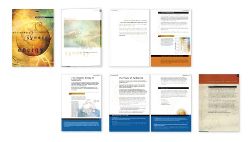 Shiere Melin, graphic design, product brochure, international finance, financial products