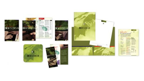 Shiere Melim, graphic design, marketing collateral, print design